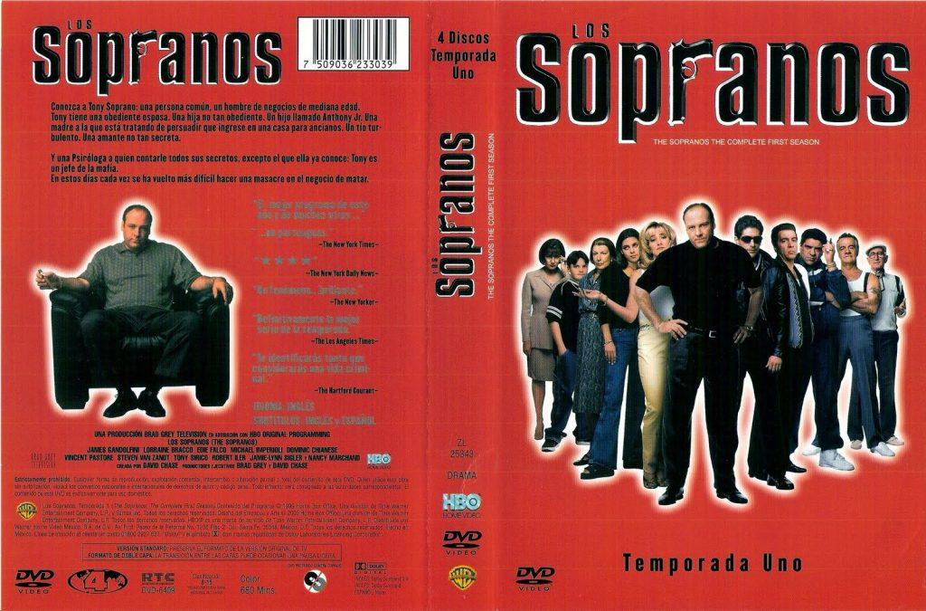 Temporada 1 Los Soprano