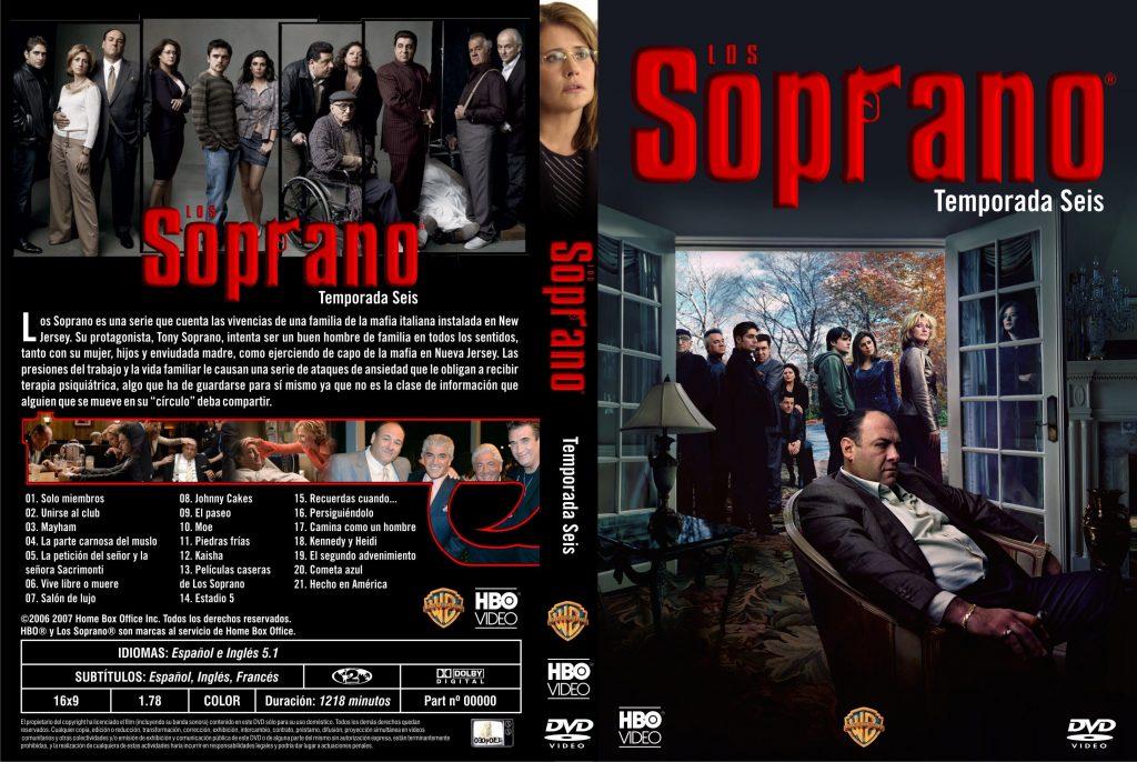 Los Soprano Temporada 6