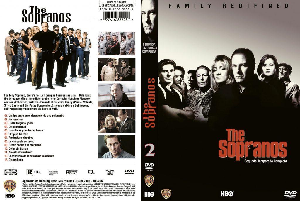 Temporada 2 Los Soprano
