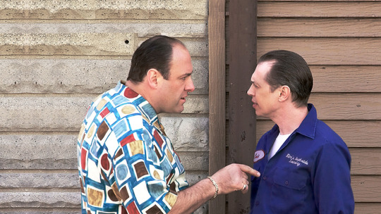 Los Soprano Tony Soprano Tony B